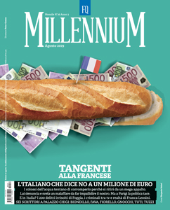 FQ Millennium Agosto